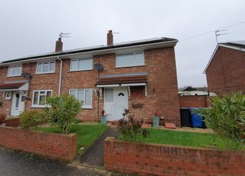 Thumbnail 3 bed semi-detached house for sale in Sussex Gardens, Scampton, Lincoln