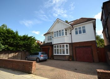 Thumbnail 8 bed detached house to rent in Princes Park Avenue, Golders Green, London