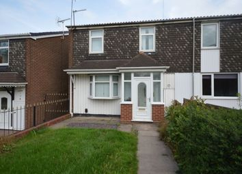 Thumbnail 3 bed semi-detached house to rent in Kirby Close, Bilston