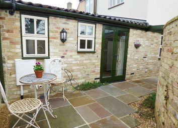 Thumbnail 1 bed cottage for sale in Rosenthal Terrace, High Street, Hemingford Grey, Huntingdon