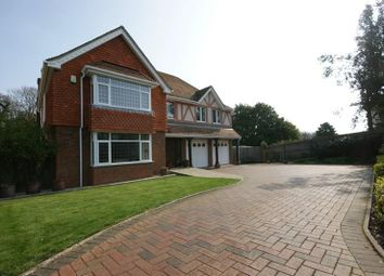Thumbnail 5 bed detached house for sale in Kivernell Road, Milford On Sea, Lymington