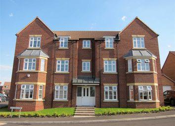 Thumbnail 2 bed flat for sale in Skylark Close, Ravenshead, Nottingham