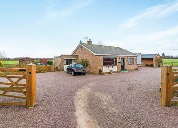 Thumbnail 2 bed detached bungalow for sale in Decoy Road, Gorefield, Wisbech