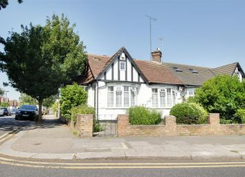 Thumbnail 3 bed semi-detached bungalow for sale in Wellington Road, Enfield