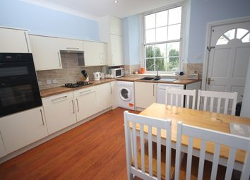 Thumbnail 2 bedroom flat to rent in Osborne Road, Stoke, Plymouth