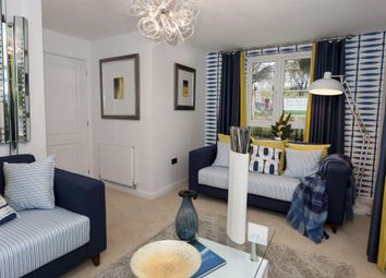 "Thumbnail 3 bed semi-detached house for sale in ""Dunrobin"" at Manse Road, Stonehouse, Larkhall"