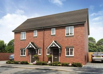 Thumbnail 2 bed semi-detached house for sale in Creswell Manor, Eccleshall Road, Stafford