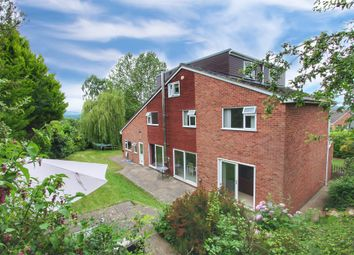Thumbnail 6 bed detached house for sale in Chaucer Way, Osbaston, Monmouth