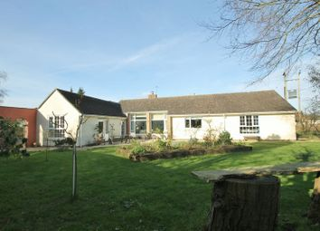 Thumbnail 4 bed detached house for sale in Coxley, Wells
