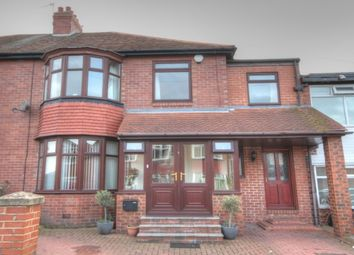 Thumbnail 4 bedroom semi-detached house for sale in Fowberry Crescent, Fenham, Newcastle Upon Tyne
