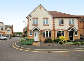 Thumbnail 3 bed property for sale in Peregrine Gardens, Rayleigh