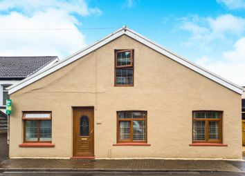Thumbnail 4 bed detached house for sale in The Court, Glyntaff Road, Pontypridd