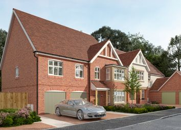 Thumbnail 5 bed detached house for sale in The Park, Mansfield