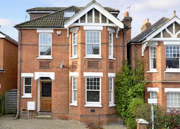 Thumbnail 4 bed detached house to rent in Wherwell Road, Guildford