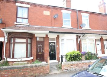 Thumbnail 2 bed terraced house for sale in 15, Elms Road, Worksop