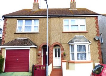Thumbnail 2 bed semi-detached house for sale in Evelyn Avenue, Newhaven, East Sussex