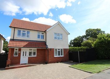 Thumbnail 3 bed detached house for sale in Ferndale Road, Rayleigh