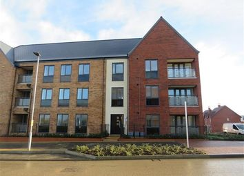 Thumbnail 2 bed flat to rent in 132 Longhorn Drive, Whitehouse Park, Milton Keynes