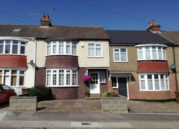 Thumbnail 3 bed terraced house for sale in Jackson Avenue, Rochester