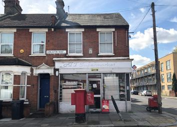 Thumbnail Commercial property for sale in Gorleston Road, Tottenham, London