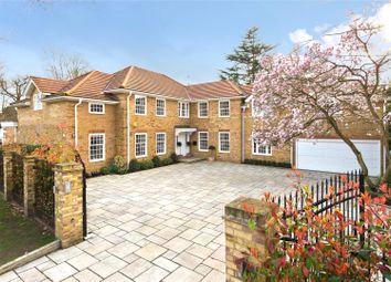 Thumbnail 6 bedroom detached house for sale in Amblecote, Cobham, Surrey