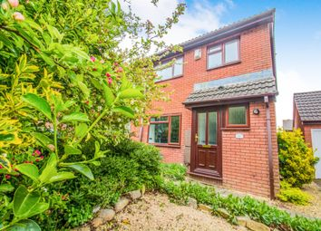 Thumbnail 3 bed semi-detached house for sale in Willowherb Close, St. Mellons, Cardiff
