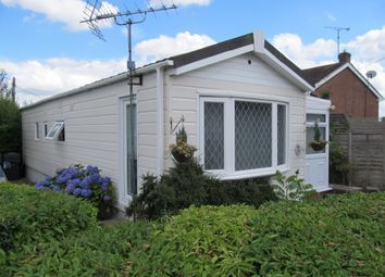Thumbnail 1 bedroom mobile/park home for sale in The Glen, Linthurst Newtown, Blackwell, Bromsgrove, Worcs