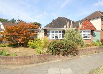 Thumbnail 3 bedroom detached bungalow for sale in Lansdowne Road, Staines-Upon-Thames, Surrey