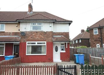 Thumbnail 3 bed end terrace house to rent in 17th Avenue, Hull, East Riding Of Yorkshire