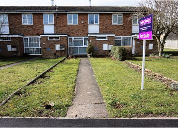 Thumbnail 2 bed terraced house for sale in Fareham Way, Dunstable