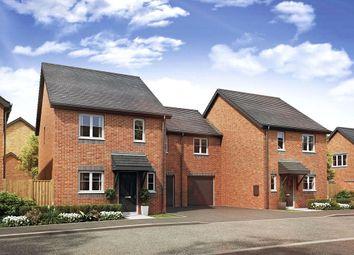 Thumbnail 3 bed detached house for sale in Malvhina Court, Brookfarm Drive, Malvern