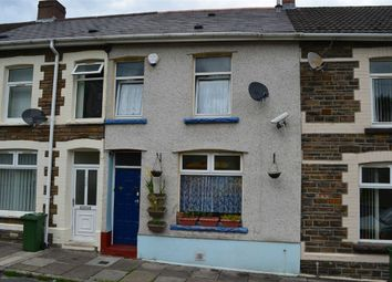 Thumbnail 3 bed terraced house for sale in Homerton Street, Mountain Ash, Mid Glamorgan