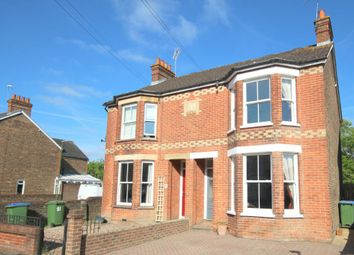 Thumbnail 3 bed semi-detached house for sale in Clarence Road, Horsham