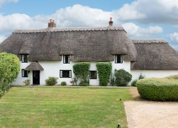 Thumbnail 4 bed farmhouse for sale in Shrivenham Road, South Marston, Swindon