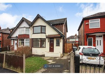 Thumbnail 3 bed semi-detached house to rent in Hastings Road, Prestwich