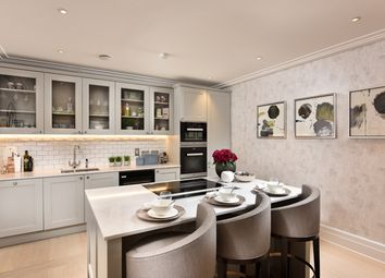 Thumbnail 3 bedroom flat for sale in 3 Chambers Park Hill, Wimbledon, London