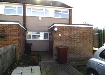Thumbnail 3 bed semi-detached house to rent in Lansbury Aveue, Chadwell Heath