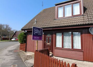 Thumbnail 3 bedroom semi-detached house for sale in Kembhill Park, Kemnay, Inverurie