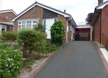 Thumbnail 2 bed detached bungalow for sale in Allison Avenue, Swadlincote