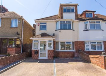 3 bed semi-detached house for sale in Argyle Avenue, Margate CT9
