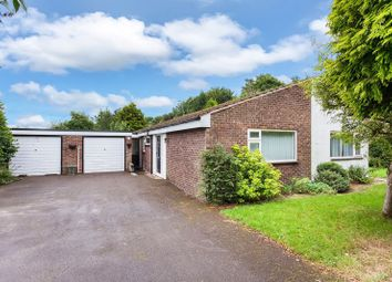 Thumbnail 3 bed detached bungalow for sale in Longdown Road, Congleton