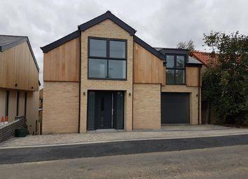 Thumbnail 5 bedroom detached house for sale in Martins Lane, Little Downham, Ely