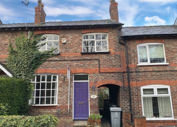 Thumbnail 2 bed terraced house for sale in Ladyfield Terrace, Wilmslow