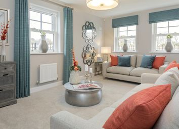 """Thumbnail 4 bed semi-detached house for sale in """"Hesketh"""" at Briggington, Leighton Buzzard"""