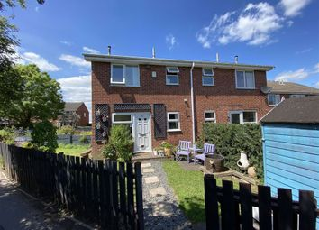 Thumbnail 1 bed end terrace house for sale in Barlow Drive South, Awsworth, Nottinghamshire