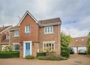 Thumbnail 4 bedroom detached house for sale in Dawes Lane, Wheathampstead, Hertfordshire