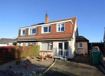 Thumbnail 4 bed semi-detached house for sale in Radernie Place, St Andrews, Fife