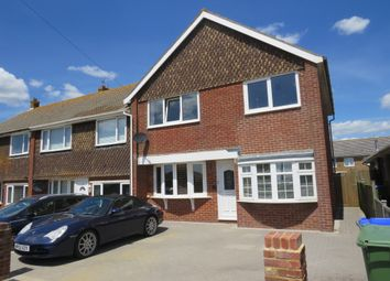 Thumbnail 3 bed end terrace house for sale in Arundel Road, Peacehaven