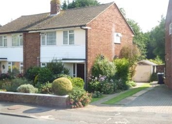 Thumbnail 3 bed semi-detached house for sale in The Pasture, Kennington, Ashford