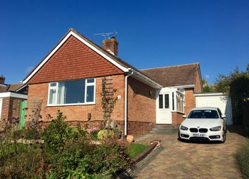 Thumbnail 2 bed detached bungalow for sale in Swanbourne Close, Lancing
